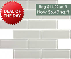 subway tiles tile site largest selection: x glass subway series light gray special price  sqft