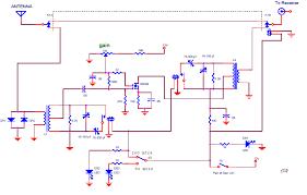 160 m receive pre amp gu6efb switchable 80 160m receive pre amp