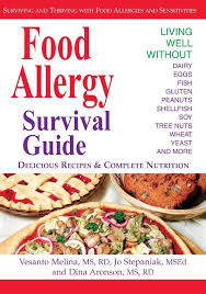 Food Allergy Survival Guide: Surviving and Thriving With Food ...