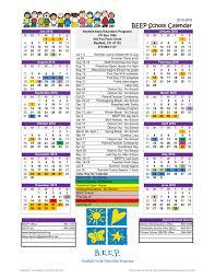 School Calendar Template 2015 2020 School District Calendar Template
