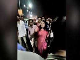 Ahead Of Pm Modis Trip To Maharashtra Mob Thrashes Bjp Mla Todsam