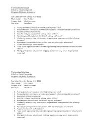 Akuntansi & keu) smk kls.x/kikd17, penulis : Soal Etika Profesi Pdf Soalsiswa Com