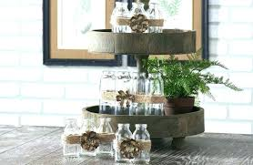 three tier tray farmhouse tiered tray 3 tier wood stand wood wooden three tier tray 3 three tier tray the wood