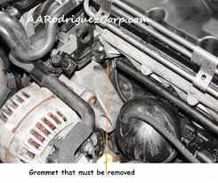 How to change a G40 Cam position sensor - 10 minute job