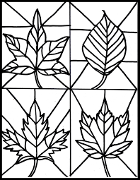 Small Picture Nice Stained Glass Coloring Page 23 5040