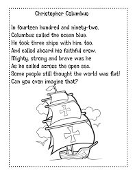 christopher columbus for kids printables kids coloring europe more images of christopher columbus for kids printables