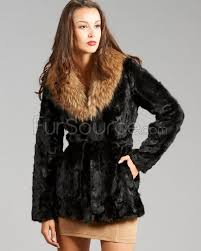 the latest fashion in the world of fur jacket