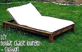 outdoor double chaise outdoor double chaise lounge stylish outdoor