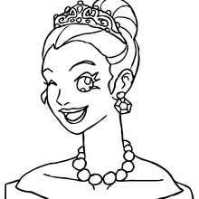 Small Picture Princess tiara coloring pages Hellokidscom