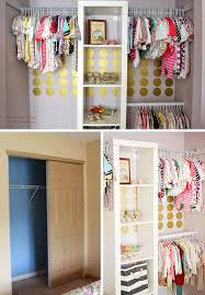 small closet makeover via strawberryswingandthings small closet makeover 20 diy closet organization ideas for the home diy closet storage