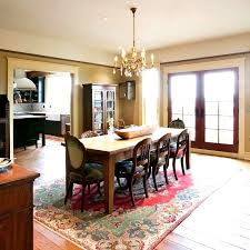 impressive heritage dining room tribute ideas ning room tribute ideas pretty red oriental rug paired with decorative rectangular dining table set under gold