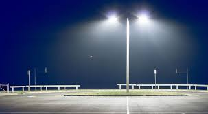 parking lots and garages are perfect for energy efficient commercial led lighting retrofits or new updated lighting fixtures