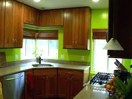 kitchen color ideas with wood cabinets. Fine Cabinets Green Kitchen Walls With Wood Cabinets Oak Wall Color  Colors Throughout Kitchen Color Ideas With Wood Cabinets U
