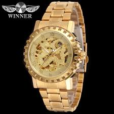 whole 2017 alibaba luxury design gold watch men new 2017 alibaba luxury design gold watch men new skeleton automatic whole import wrist watches