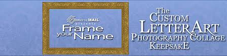 frame your name 07 1