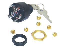 replacement ignition switches com ignition switch off run start 6 screw tab push to choke 11 mp41000 marineworks