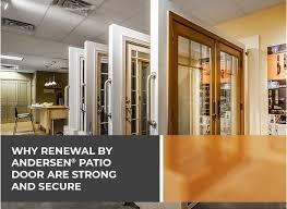 why renewal by andersen patio doors