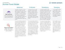 nuclear power debate guides turnitin com nuclearpowerdebate xp rubric image 2017 09 25 page 1 png