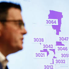 Connecting you to today's key updates. Daniel Andrews Announces 10 Postcodes Returning To Stage 3 Stay At Home Laws As It Happened World News The Guardian