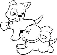 Nuovo Disegni Da Stampare E Colorare Di Cani Migliori Pagine Da