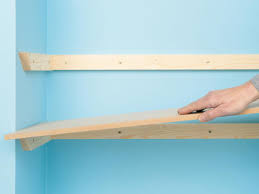 trend fixing shelves to dry lined walls 90 in book for wall impressive ideas how to hang closet