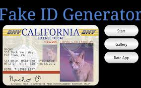 Download Templates Free Id Station Fake - Template