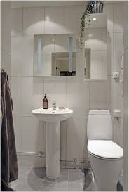 Apartment Bathroom Decorating Ideas Blue Mosaic Glass Ceramic Tile ...
