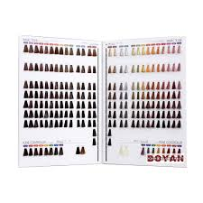 Hair Color Chart Hair Color Shade Card For Salon Use Buy Hair Color Shade Card Hair Color Chart Hair Shade Book Product On Alibaba Com