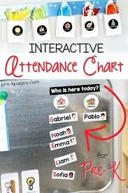 Attendance Chart For Preschool Awesome Best Classroom Organization ...