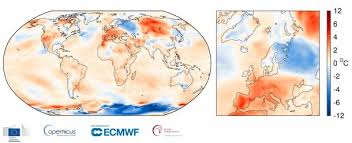 High Temperatures And Extreme Weather Continue World