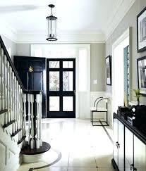 black glass front door with modern doors insert side pane
