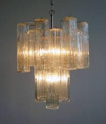 vintage murano glass chandelier from murano