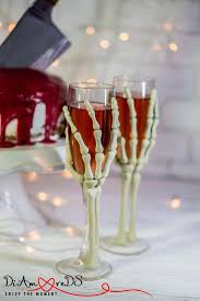 510 best wedding glasses by diamoreds images on skeleton wine glass
