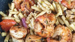Seafood Pasta - YouTube