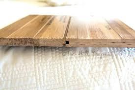 bamboo contemporary decoration gray vinyl flooring