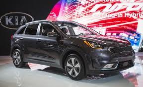 2018 kia niro hybrid. interesting kia 2018 kia niro phev the plugandplay one to kia niro hybrid