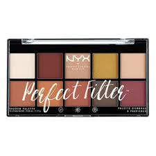 Nyx Dream Catcher Palette Price Perfect Filter Shadow Palette NYX Professional Makeup 70
