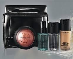 mac makeup mineralize sle kit