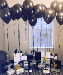 impactful room decoration for boyfriend birthday at luxurious