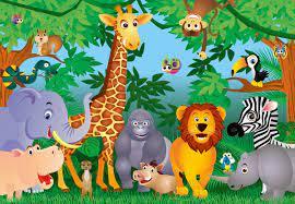 Jungle Safari Wallpapers - Top Free ...