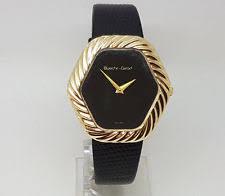 bueche girod wristwatches fabulous 9ct gold bueche girod handwind wrist watch goldmine jewellers