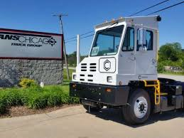 Trailers Yard Spotter Trucks For Sale