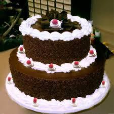 2 Tier Cake Winni