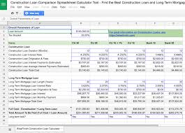 Debt Calculator Excel Home Loan Calculator Spreadsheet My Mortgage Home Loan