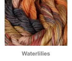 Caron Watercolours Chart The Caron Collection Hand Dyed Threads Willow Fabrcis