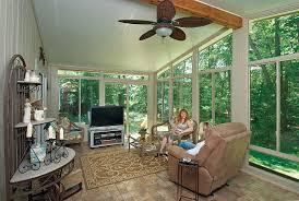 Astonishing Sunroom Flooring Options For Furniture Sets Modern