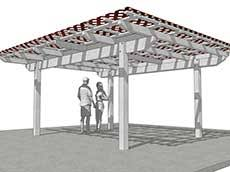 patio cover plans free standing patio covers80 free