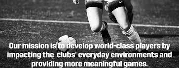Us Soccer Standards Chart U S Soccer Development Academy
