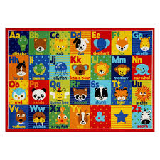 12 12 area rug for living room floor decor alphabet learning carpets bedding play