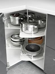 Corner Cabinet Shelving Unit Well Suited Ideas Corner Cabinet Organizer Best 100 Kitchen On 74